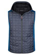 Men's Knitted Hybrid Vest